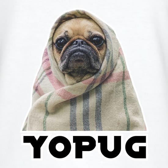 YoPug T-Shirts for Kids