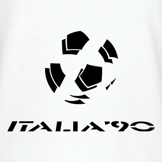 1990 World Cup Italia t-shirts