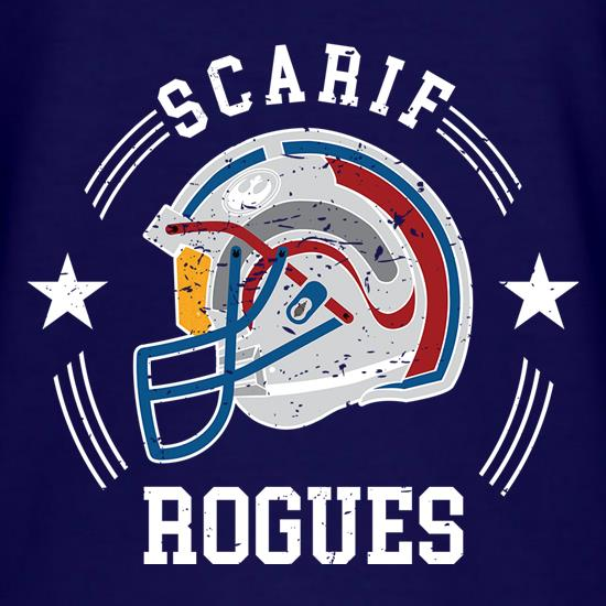 Scarif Rogues t-shirts