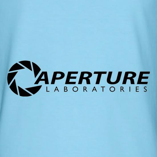 Aperture Laboratories t-shirts