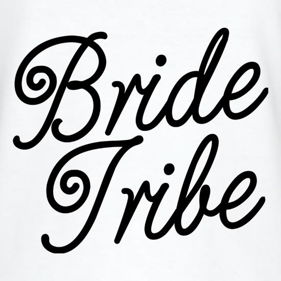 Bride Tribe t-shirts