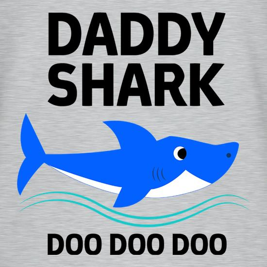 Daddy Shark t-shirts