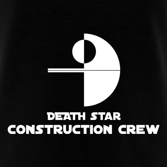 Death Star Construction Crew t-shirts