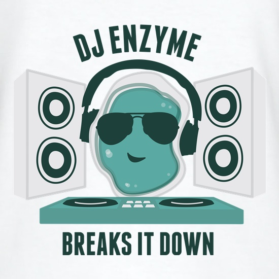 DJ Enzyme t-shirts