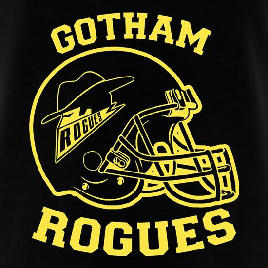 Gotham Rogues t-shirts