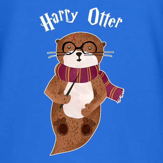 Harry Otter t-shirts