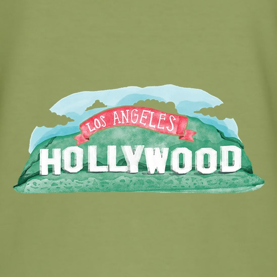 Hollywood t-shirts