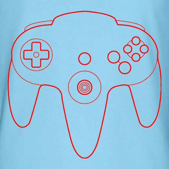 N64 Joypad t-shirts