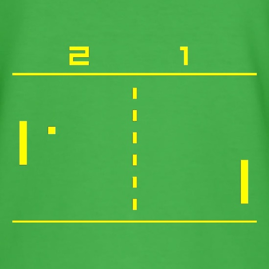Pong Computer Game t-shirts