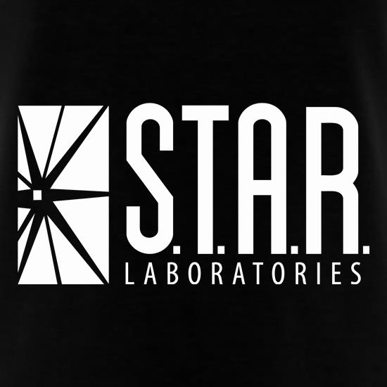 STAR Labs t-shirts