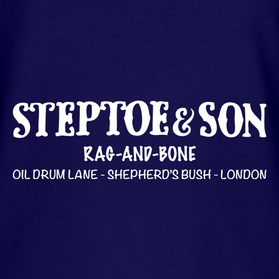 Steptoe and Son t-shirts