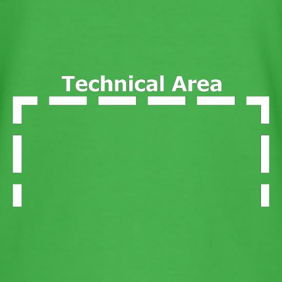 Technical Area t-shirts