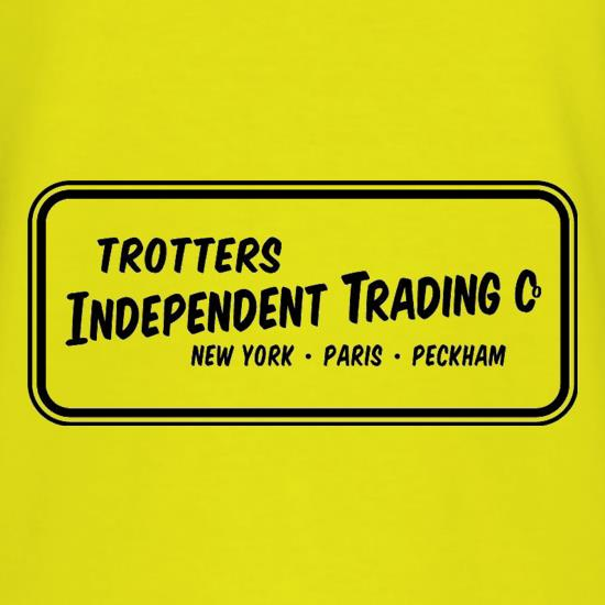 Trotters Independent Trading Company t-shirts
