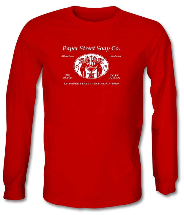 Fight Club Soap T-Shirt Sizes S-3X NEW