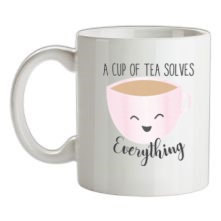 A Cup Of Tea t shirt