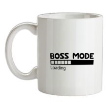 boss mode - loading t shirt
