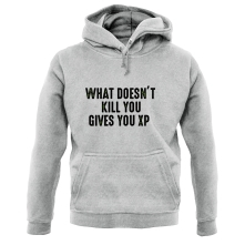 What Doesn't Kill You Gives You XP t shirt