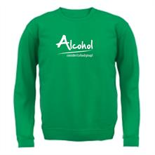 Alcohol - consider it a food group t shirt