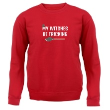 witches Be Tricking t shirt