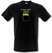 I'll Put A Spell On You t shirt