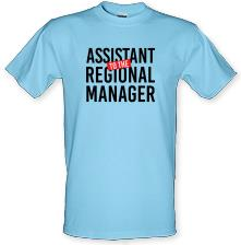 Assistant (To The) Regional Manager t shirt