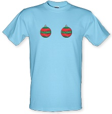 Christmas Boobles t shirt