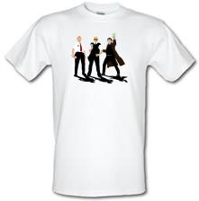 Cornetto Trilogy t shirt