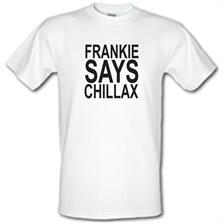 Frankie Says Chillax t shirt