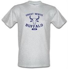 Great White Buffalo t shirt