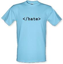 Hate t shirt