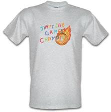 Jimmy Jab Games t shirt