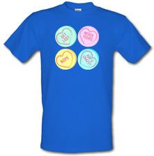 Love Heart Sweets t shirt