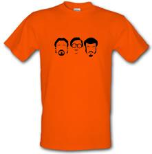 Ricky, Julian & Bubbles t shirt