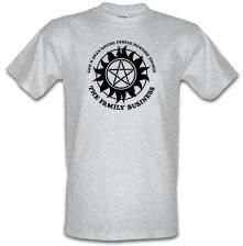 Sam And Dean Saving People t shirt