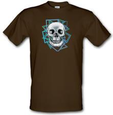 Skull Shapes t shirt