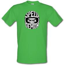 Speed Demon t shirt