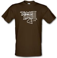 Triangle Hero III t shirt