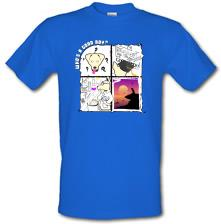 Who's a Good Boy? t shirt