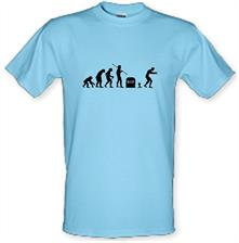 Zombie Evolution t shirt