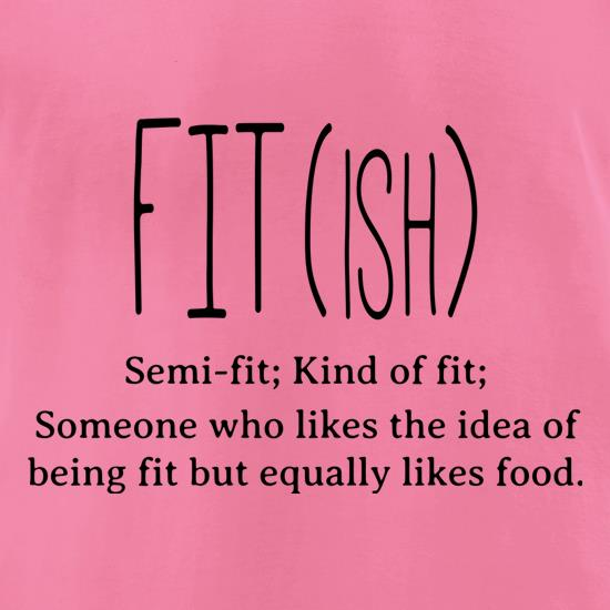 FITish t shirt