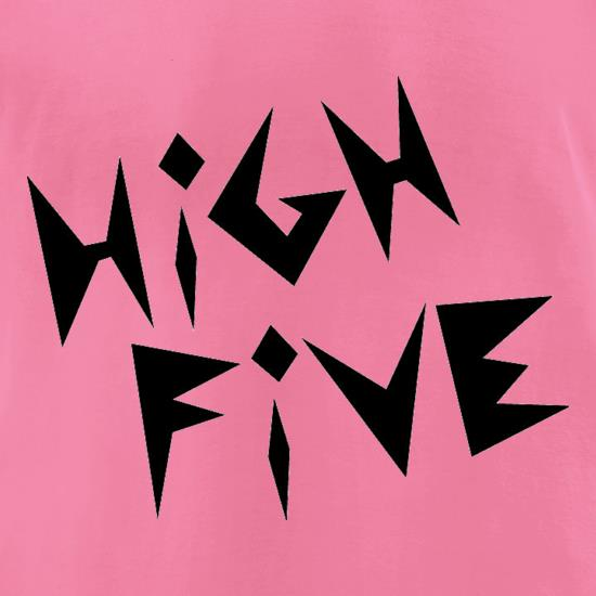 High Five t shirt