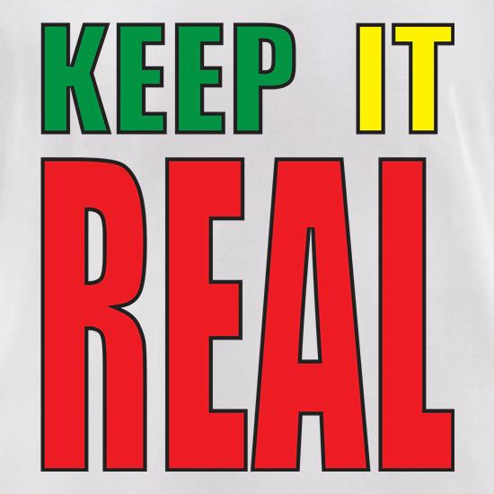 Keep Staines Real t shirt