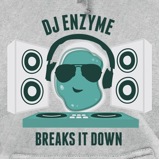 DJ Enzyme t shirt