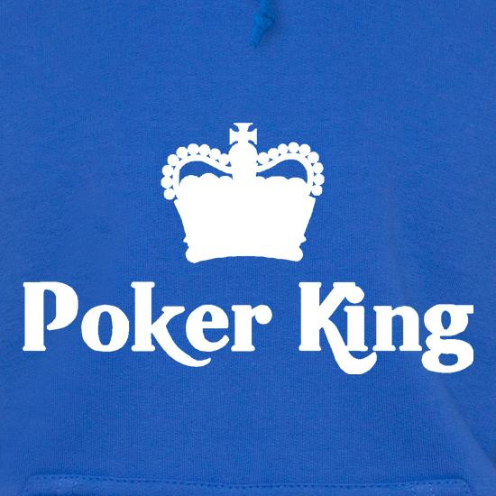 Poker king t shirt