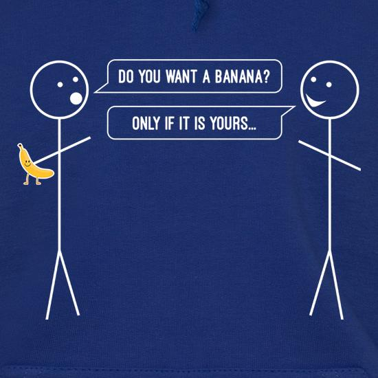 Stickman Banana t shirt