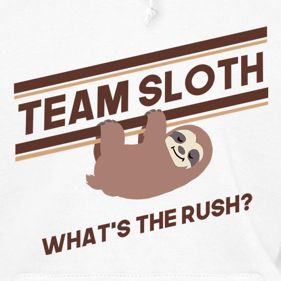 Team Sloth t shirt