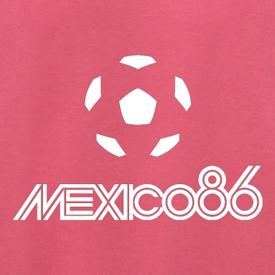 1986 World Cup Mexico t shirt