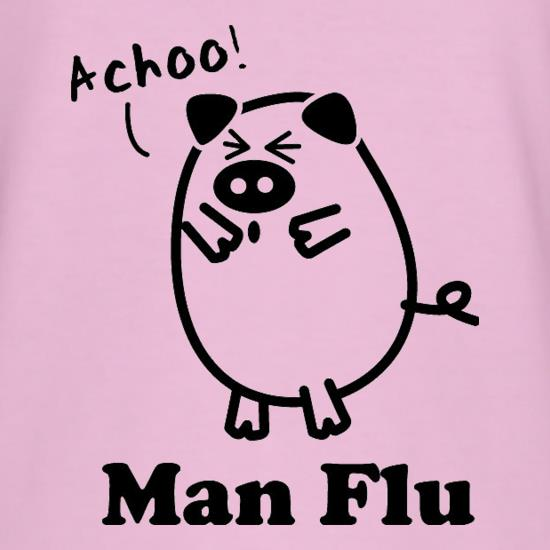 Man Flu t shirt