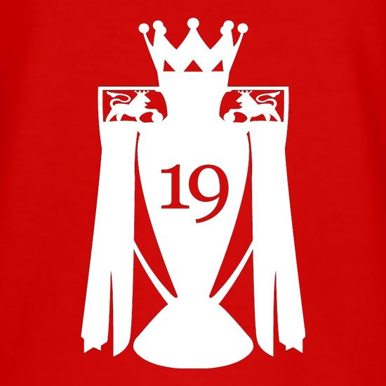 Man United League Champions t shirt