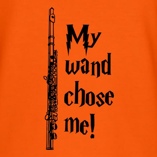 My Wand Chose Me t shirt